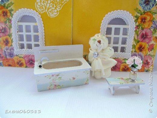 Кукольная мебель для игрушек высотой 8-10 см фото 4