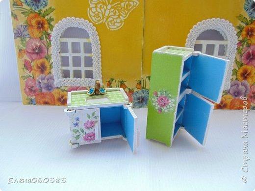 Кукольная мебель для игрушек высотой 8-10 см фото 26
