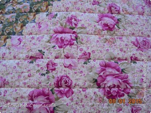 """Лёгкое одеяло """"Розовая поляна"""". фото 4"""