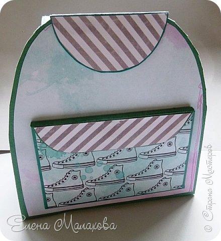 Альбом- рюкзак фото 2