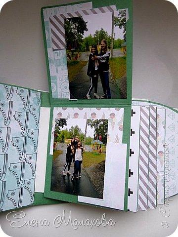 Альбом- рюкзак фото 5
