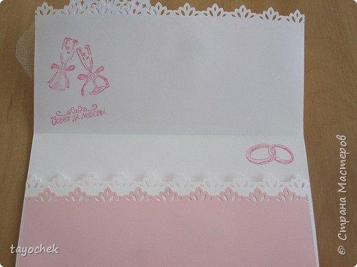 Всем привет! Хочу показать несколько своих работ.Конвертики для свадебного денежного подарка делались на заказ в разное время, собрала все вместе в один пост. Первые два- на бордовую свадьбу фото 20