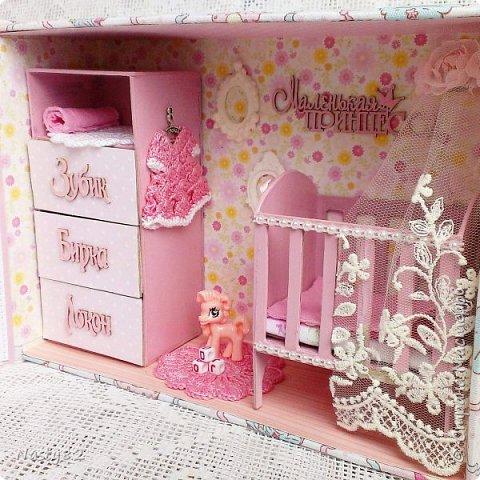 Мамины сокровища Детская комната фото 5
