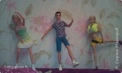 Всем привет. Сегодня мои куклы покажут что они делают когда меня нет дома.  фото 6