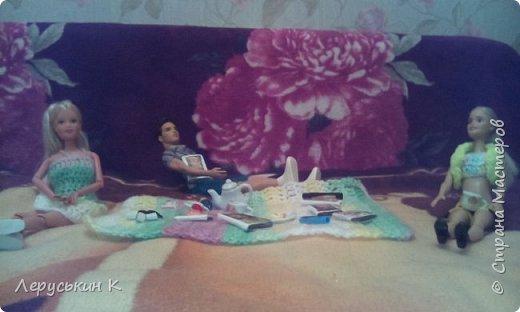 Всем привет. Сегодня мои куклы покажут что они делают когда меня нет дома.  фото 8