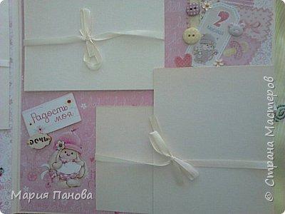 Альбом для девочки от рождения до года. фото 5