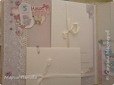 Альбом для девочки от рождения до года. фото 8