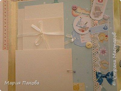 Альбом для девочки от рождения до года. фото 11