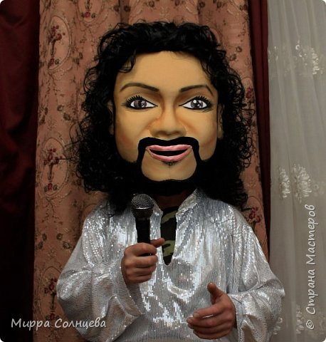 ростовая кукла артист фото 1
