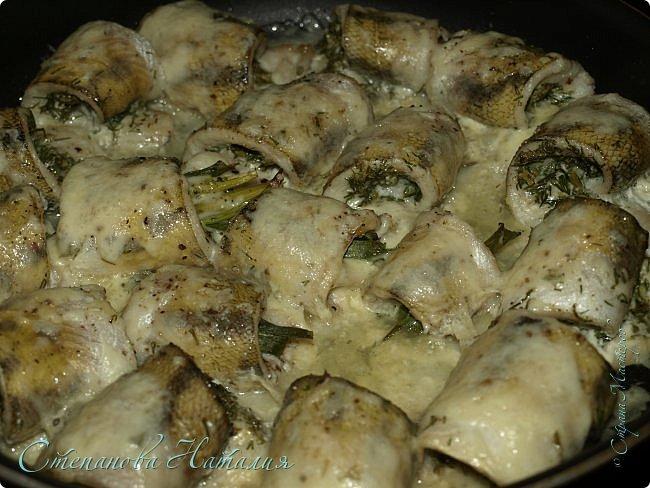 Доброый день любители правильной еды))) Предлагаю вкуснейший рецепт рыбки. Я использовала судака, но пойдет и треска, и ментай, и камбала. По секрету: едят даже рыбоненавистники) фото 1