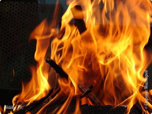 Здравствуйте, дорогие жители нашей прекрасной СМ!  Огонь … Как же притягательна эта стихия... фото 2