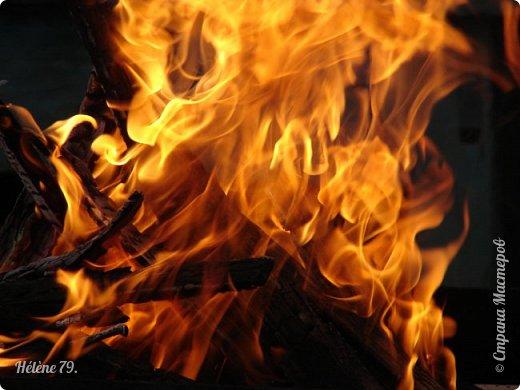 Здравствуйте, дорогие жители нашей прекрасной СМ!  Огонь … Как же притягательна эта стихия... фото 3