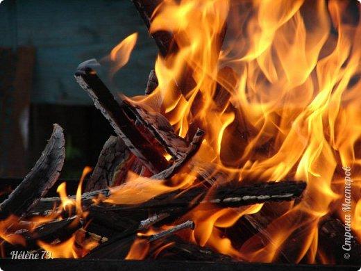 Здравствуйте, дорогие жители нашей прекрасной СМ!  Огонь … Как же притягательна эта стихия... фото 5