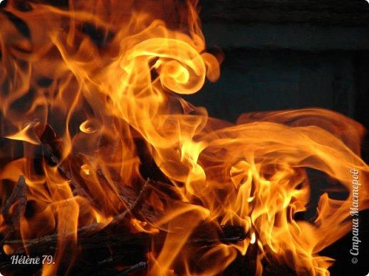 Здравствуйте, дорогие жители нашей прекрасной СМ!  Огонь … Как же притягательна эта стихия... фото 1
