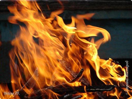Здравствуйте, дорогие жители нашей прекрасной СМ!  Огонь … Как же притягательна эта стихия... фото 7