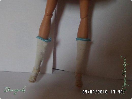 """привет!сегодня я сдаю работу на конкурс """"Мисс Кукольная Жизнь"""" http://stranamasterov.ru/node/1046432 И  меня черно-белый костюм: фото 22"""