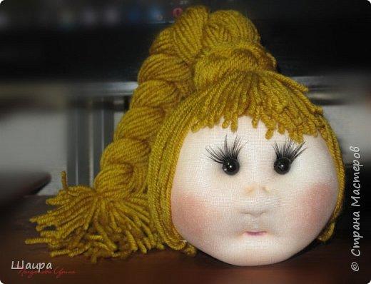 Кукла 45 см с кокошником. Самостоятельно стоит. Ручки, ножки двигаются. фото 7
