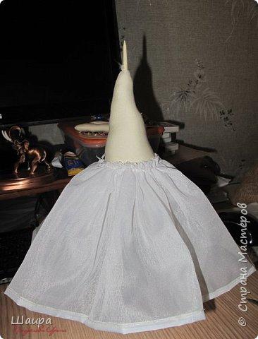 Кукла 45 см с кокошником. Самостоятельно стоит. Ручки, ножки двигаются. фото 11