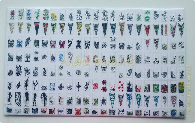 А вот это моя работа ... ))) Создаю и повторяю всевозможные дизайны ногтей ) фото 9