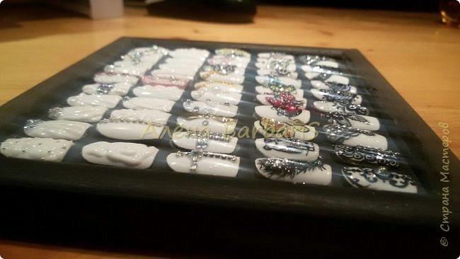 А вот это моя работа ... ))) Создаю и повторяю всевозможные дизайны ногтей ) фото 7