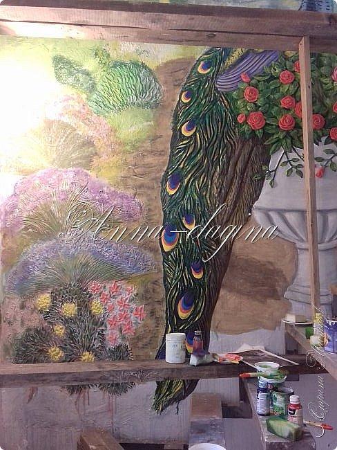 Приветствую всех гостей моего блога!!! Сегодня я хочу показать вам свои барельефы. Сразу оговорюсь, я не художник и не училась этому, лепила первый раз, да так разошлась...))) Фоток будет очень много, но надеюсь просмотр будет приятным, может вдохновит кого-нибудь на творчество. фото 17