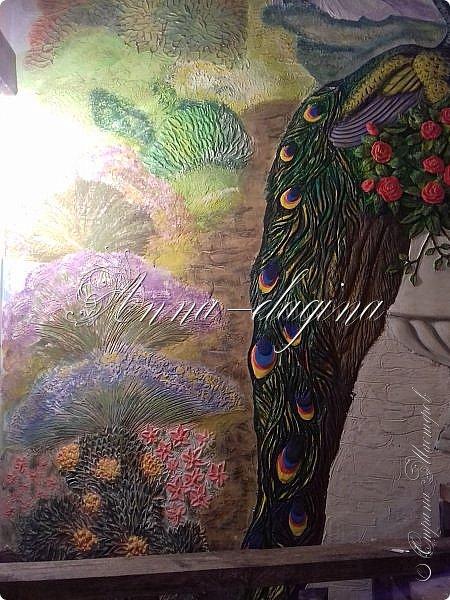Приветствую всех гостей моего блога!!! Сегодня я хочу показать вам свои барельефы. Сразу оговорюсь, я не художник и не училась этому, лепила первый раз, да так разошлась...))) Фоток будет очень много, но надеюсь просмотр будет приятным, может вдохновит кого-нибудь на творчество. фото 15