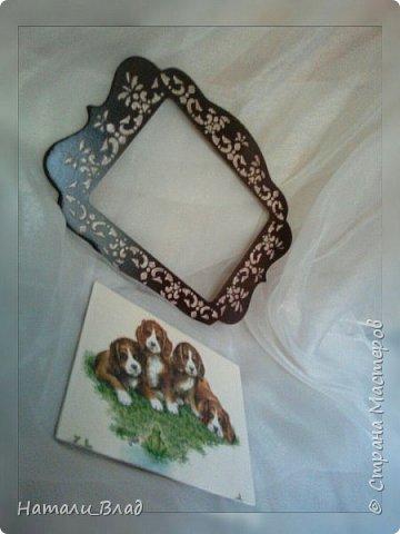 Можно использовать как  картину или как рамку для любимого фото. фото 3