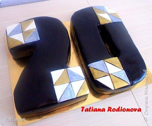 Влюбилась в торт... фото 4