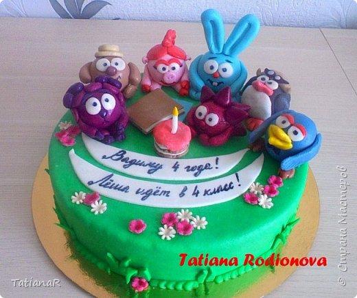 Влюбилась в торт... фото 7