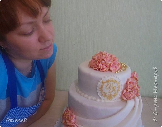 Влюбилась в торт... фото 2