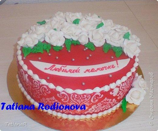 Влюбилась в торт... фото 10