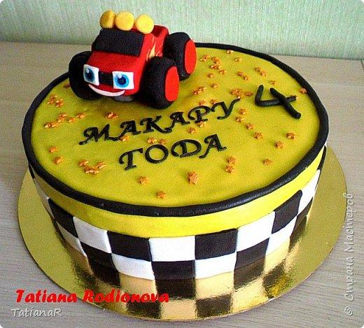 Влюбилась в торт... фото 5