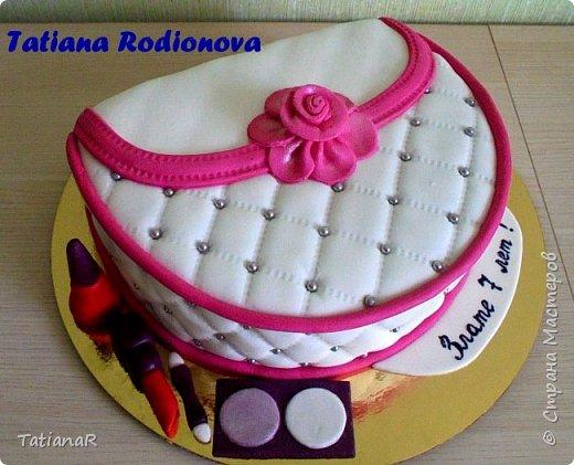 Влюбилась в торт... фото 13