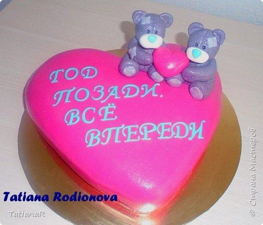 Влюбилась в торт... фото 12