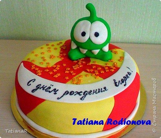 Влюбилась в торт... фото 3
