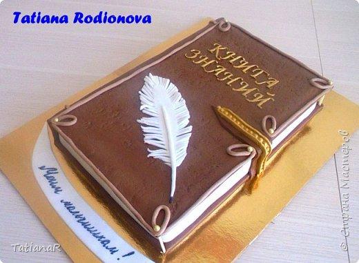 Влюбилась в торт... фото 11