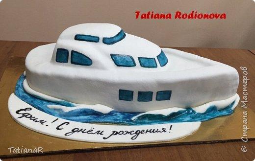 Влюбилась в торт... фото 6