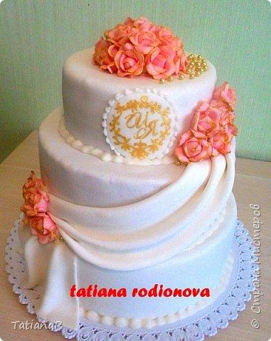Влюбилась в торт... фото 1