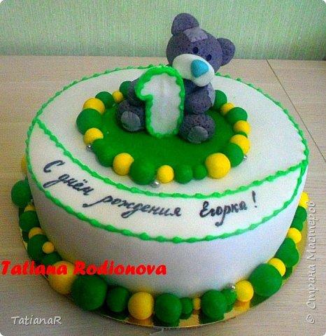 Влюбилась в торт... фото 9