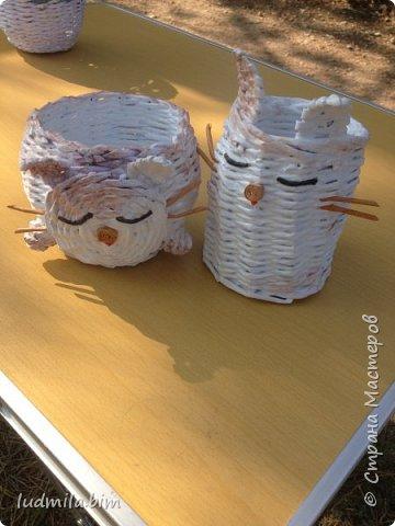 """спящая парочка """"Кет и Кот"""" фото 1"""