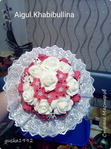 Букет невесты фото 1