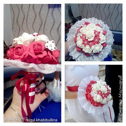Букет невесты фото 2