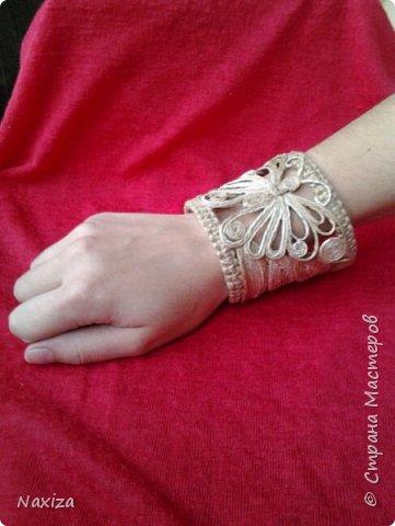 Попросили сделать в подарок девушке браслет, вот что из этого получилось. фото 4