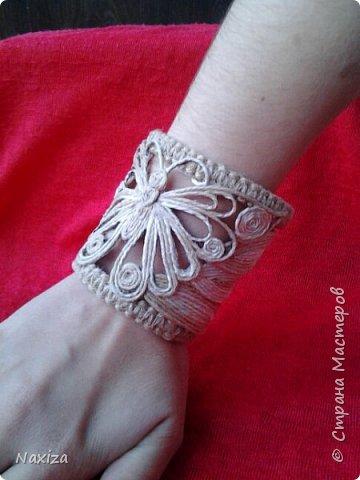 Попросили сделать в подарок девушке браслет, вот что из этого получилось. фото 5