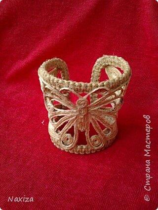 Попросили сделать в подарок девушке браслет, вот что из этого получилось. фото 1
