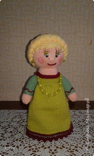 Куклы времена года фото 5