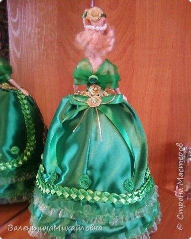 Куколка в зеленом! фото 2