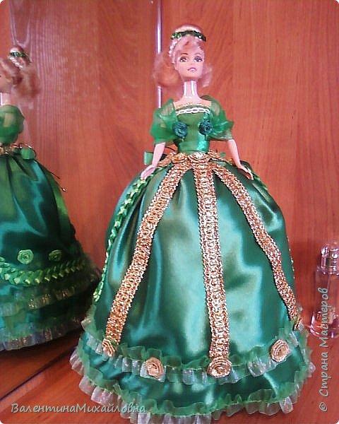 Куколка в зеленом! фото 1