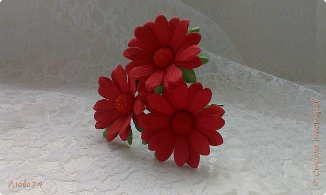 """Здравствуйте жители Страны Мастеров! Сегодня хочу показать вам МК по красивым летним цветам """"Ромашки"""".   фото 76"""