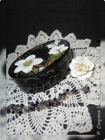Набор :шкатулка для украшений и карандашница для дамских штучек. фото 2